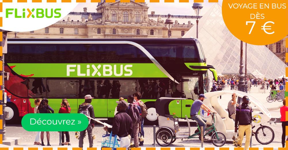 promotion Flixbus