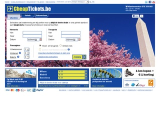 Cheaptickets code promo 2012