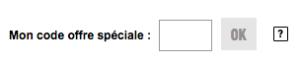 fr la redoute code offre speciale