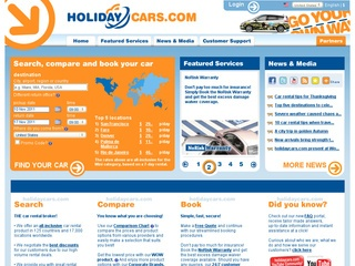Holiday Cars Code Promo
