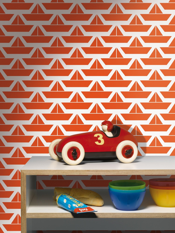 Funkywalls papier peint vintage 2017 et promotions aper u - Papier peint enfant vintage ...