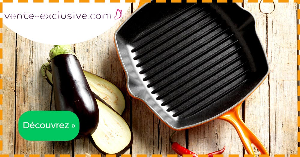 Vente Exclusive Le Creuset