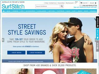 Surfstitch code promo