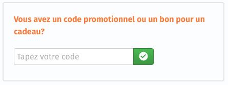 code promotionnel VitaZita